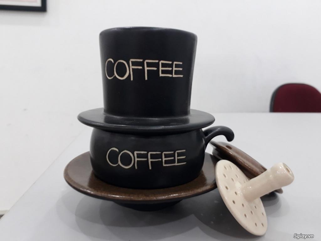 Bán phin pha cafe bằng gốm - 4