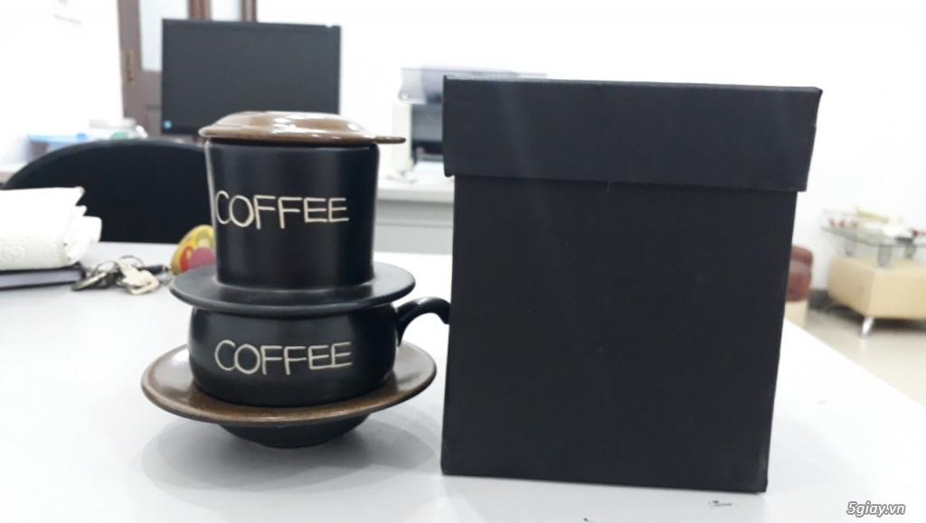 Bán phin pha cafe bằng gốm