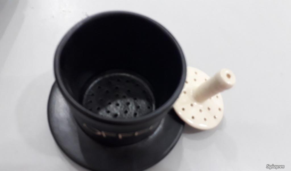 Bán phin pha cafe bằng gốm - 10