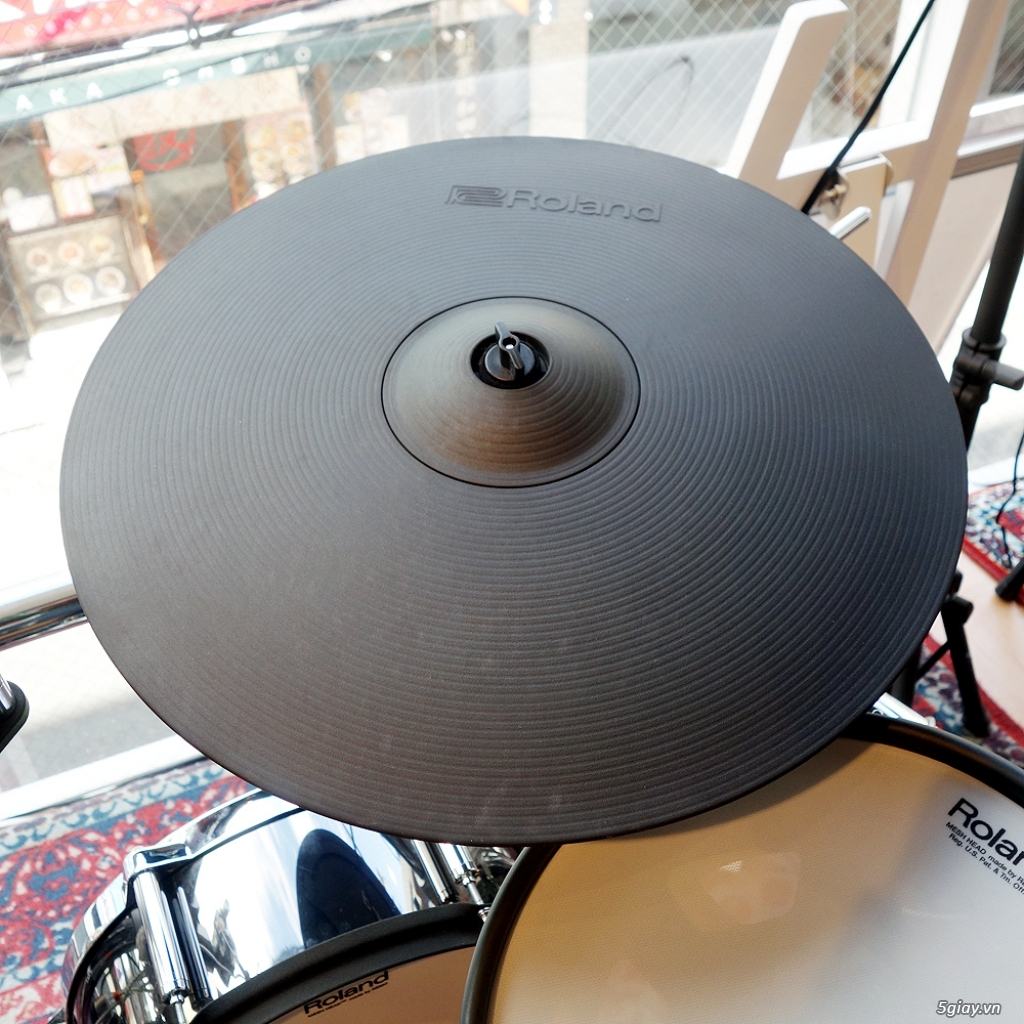 Roland Drums used, like new & Brandnew - 14