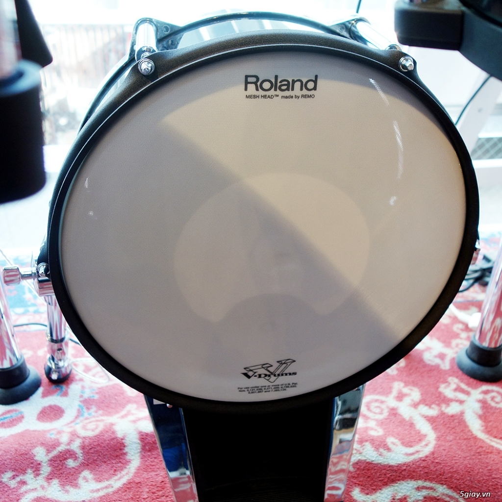 Roland Drums used, like new & Brandnew - 10