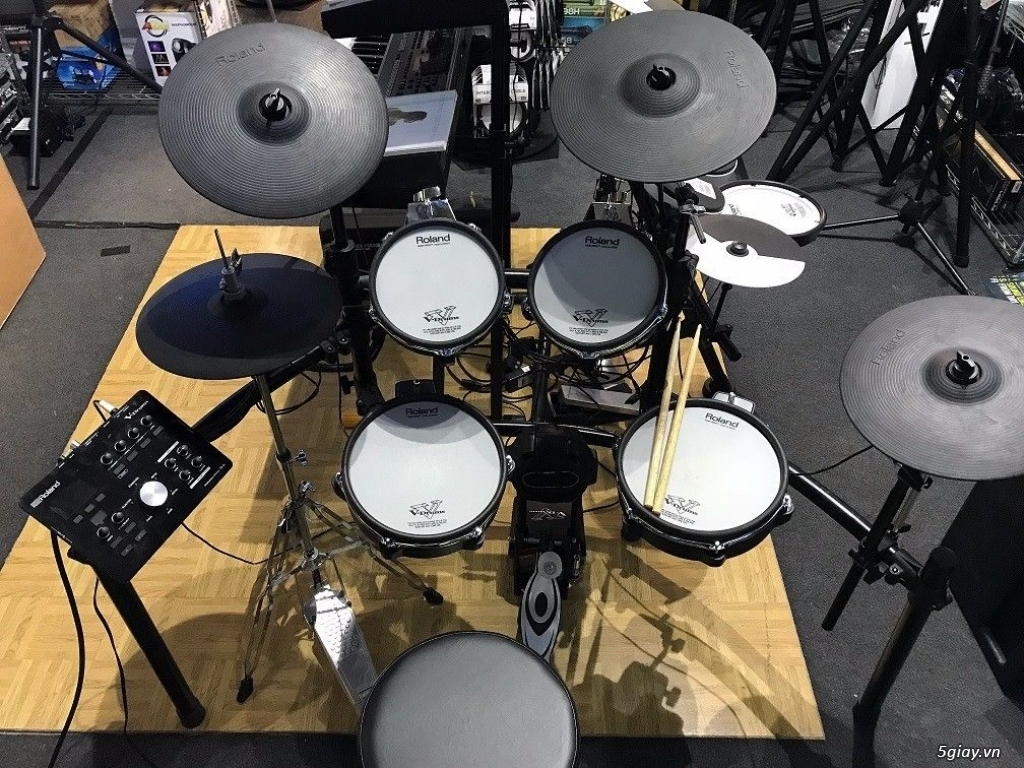 Roland Drums used, like new & Brandnew - 4