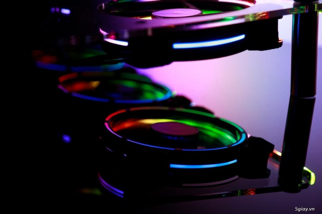 Đế tản nhiệt laptop 12V siêu mát - Thiết kế riêng cho từng dòng máy - 1