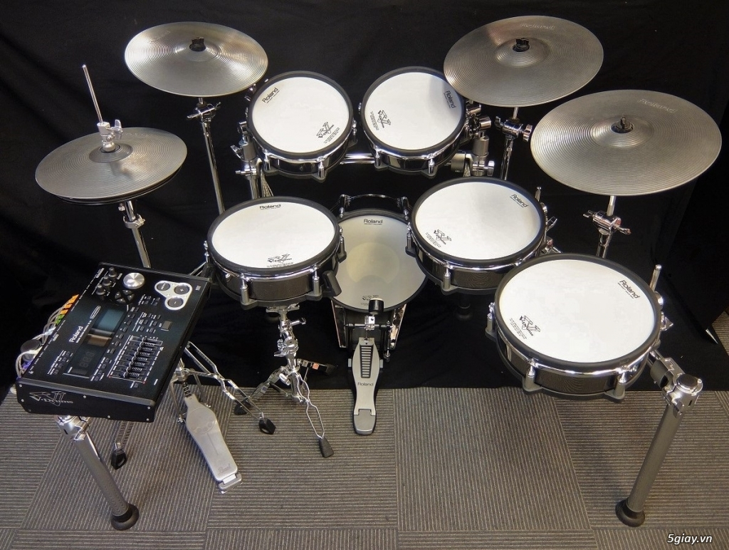 Roland Drums used, like new & Brandnew - 7