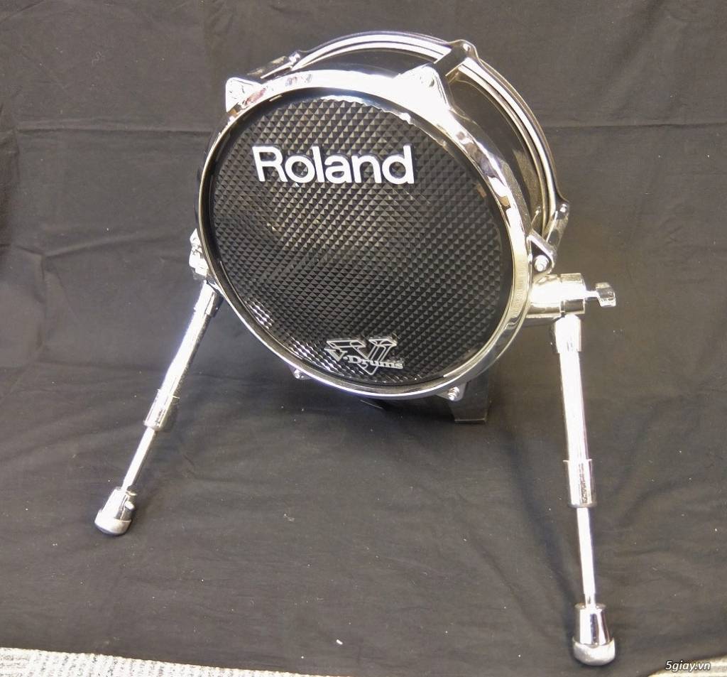 Roland Drums used, like new & Brandnew - 5