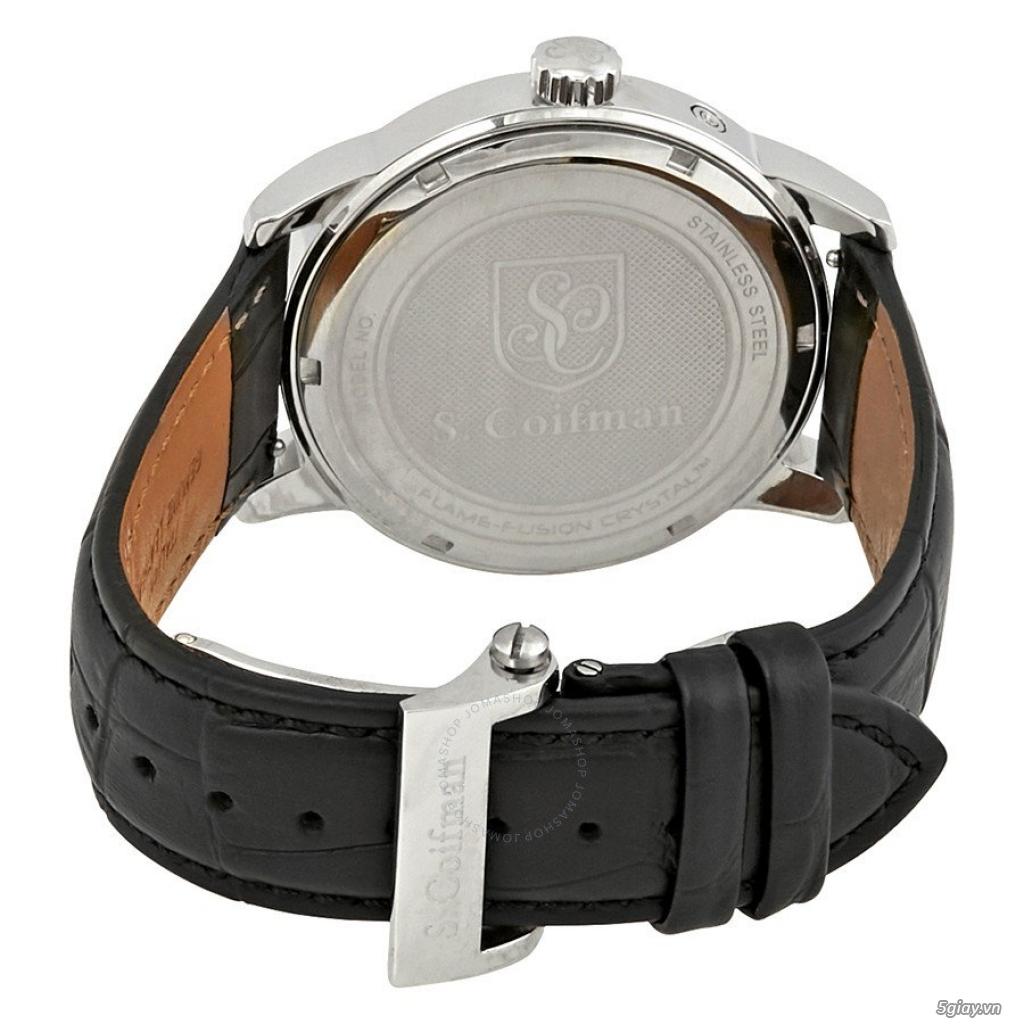 Cần bán đồng hồ S. Coifman thương hiệu Mỹ, máy Thuỵ Sĩ - 2