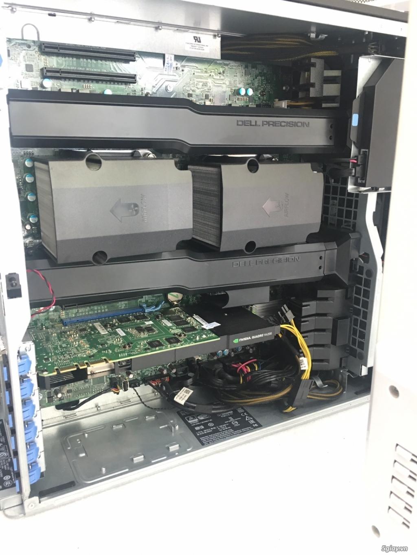 Máy tính Dell WorkStation T7910 dùng trong lĩnh vực đồ họa render 3Ds - 2