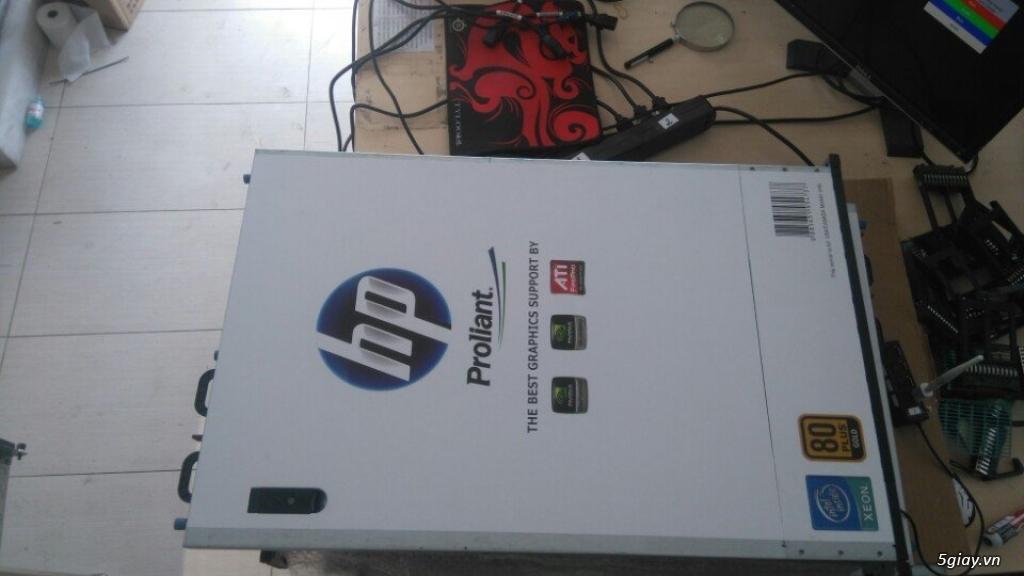 Máy chủ HP DL380G7 giá rẻ chuyên Video, Hosting, Game - 1