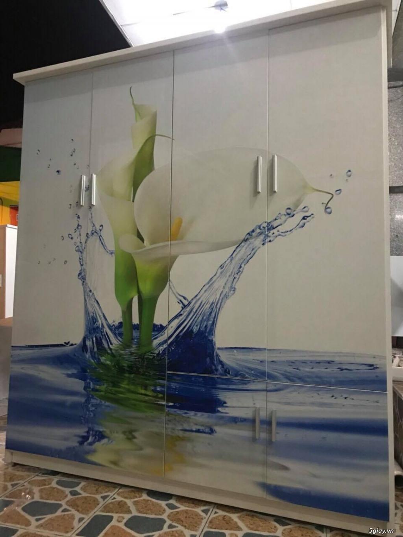 Tủ nhựa Đài Loan công nghệ in 3D cực sang trọng - 10