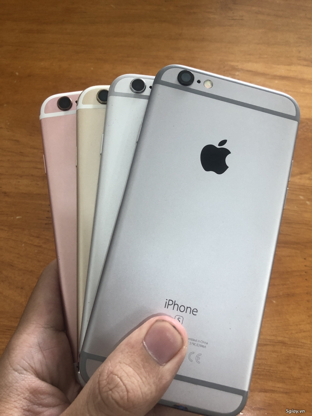 iPhone 6s full màu - 2