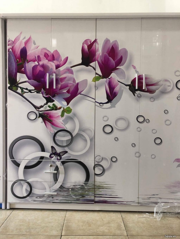 Tủ nhựa Đài Loan công nghệ in 3D cực sang trọng - 26