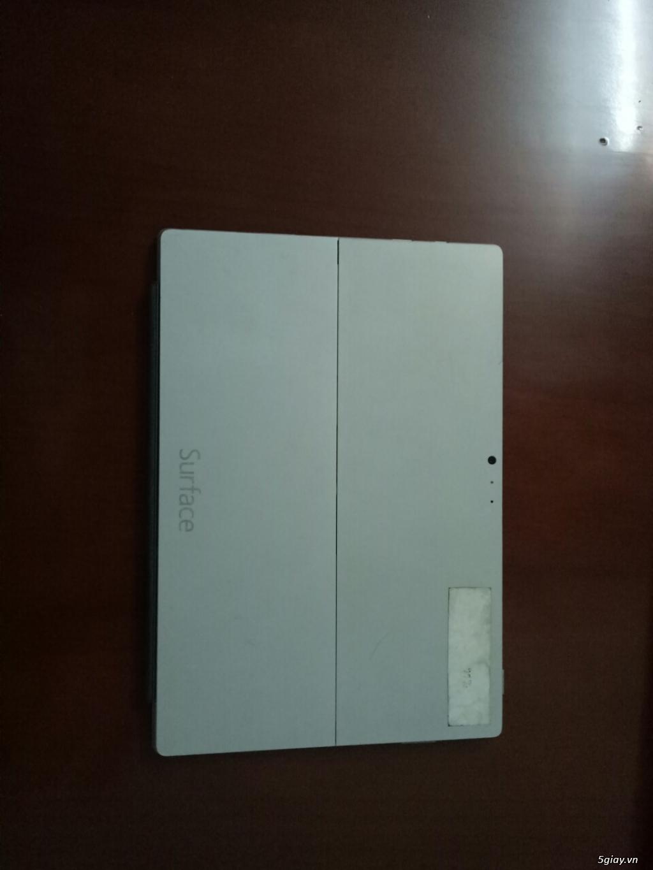 Cần bán surface pro 3 i5 128gm ở SG 8tr - 1