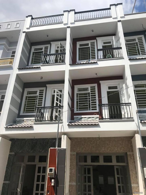Chính chủ cần tiền bán gấp  nhà  2 lầu sân thượng 3,2x13,5m - 4