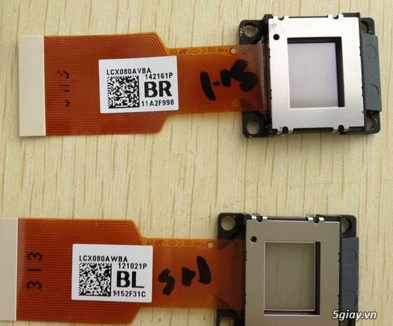Thay LCD máy chiếu Sony VPL-DX111 giá tốt chất lượng