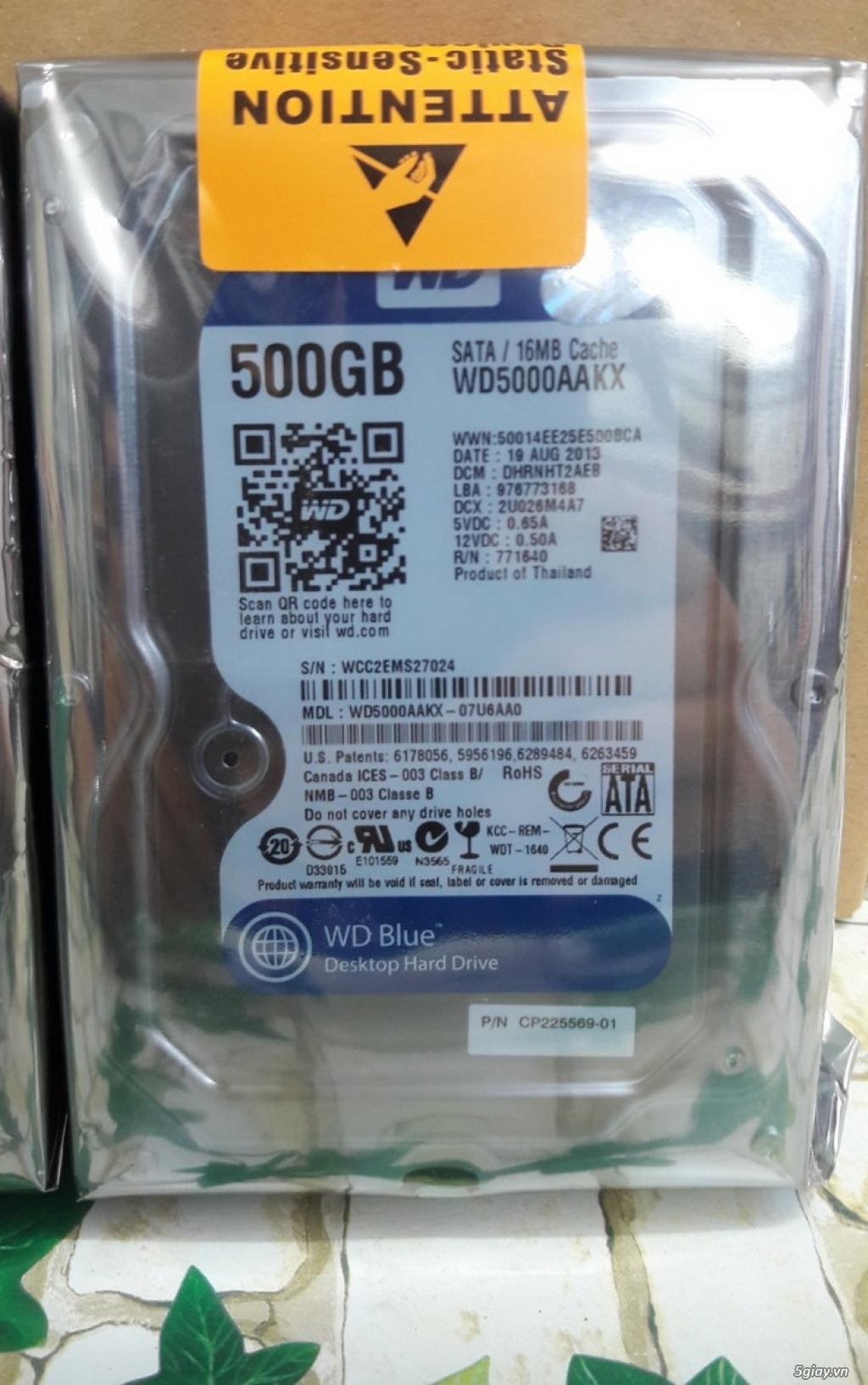 [Vi tính enter] Chuyên hdd, ssd , ổ cứng di động 500gb, 1T, 2T, 4T... - 17