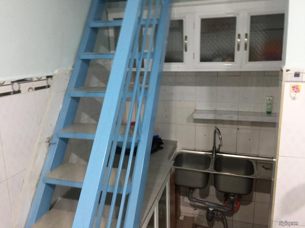 Cho thuê nhà rộng thoải mái (1 lầu) gần chợ Tân Sân Nhất giá rẻ