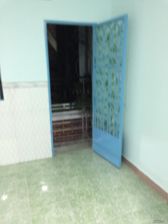 Cho thuê nhà rộng thoải mái (1 lầu) gần chợ Tân Sân Nhất giá rẻ - 7