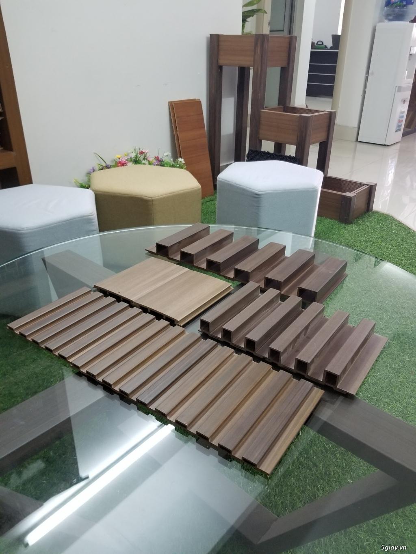 Gỗ nhựa Ecowood sử dụng cho trang trí nội ngoại thất