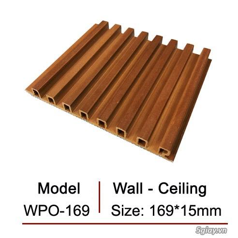 Gỗ nhựa Ecowood sử dụng cho trang trí nội ngoại thất - 2