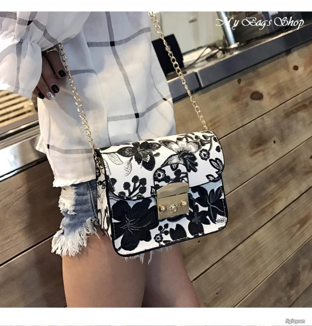 Túi xách đeo chéo nữ đẹp giá rẻ - 10