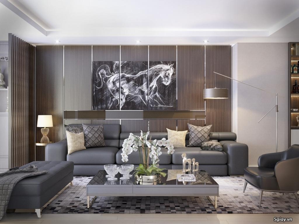 Nhận vẽ phối cảnh 3d nội thất giá rẻ nhà ở,chung cư, showroom,cafe - 14