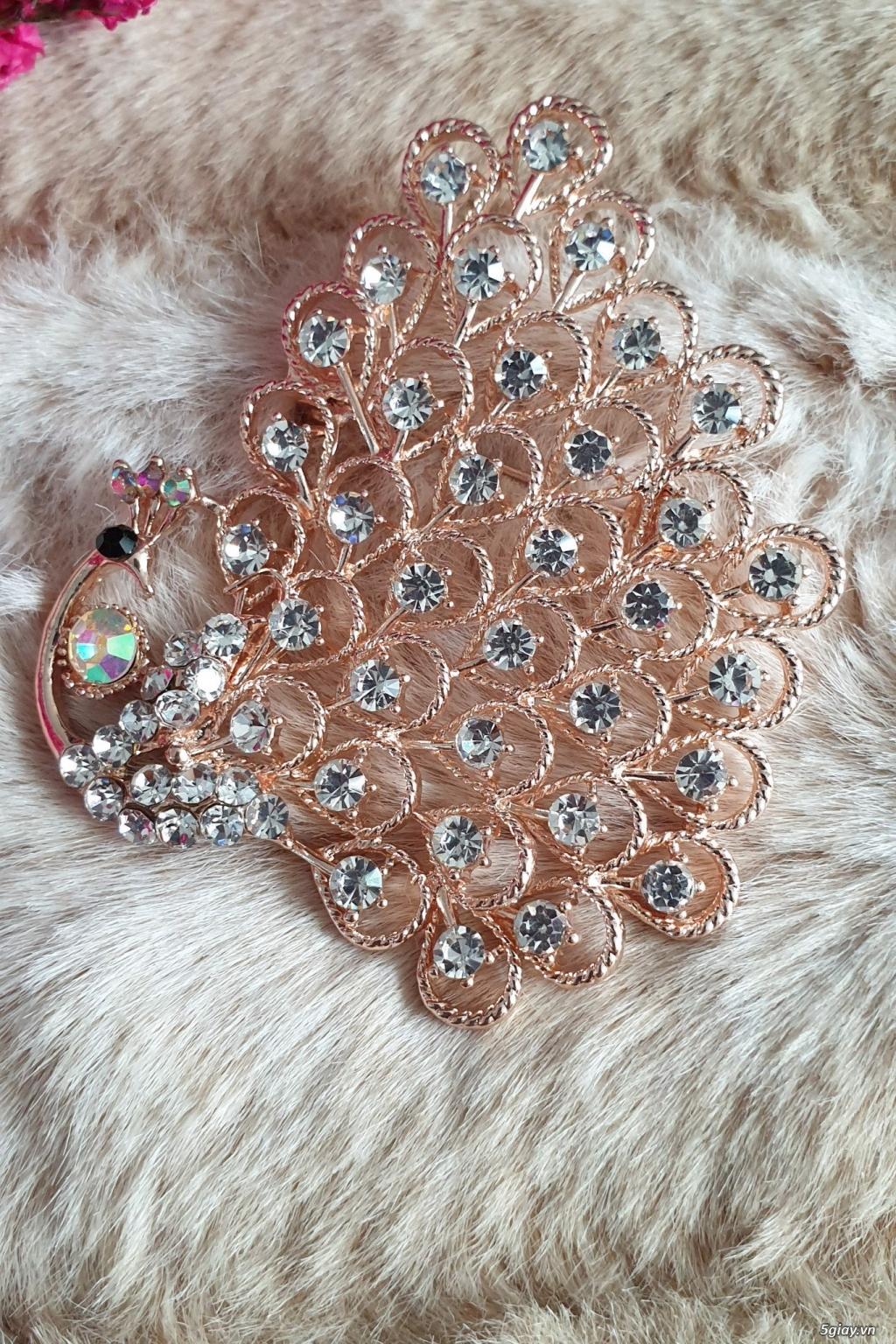 Wal House Fashion - Dây nịt, cài áo, vòng tay, mắt kiếng....... - 4