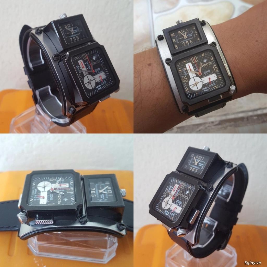 Kho đồng hồ xách tay chính hãng secondhand update liên tục - 2