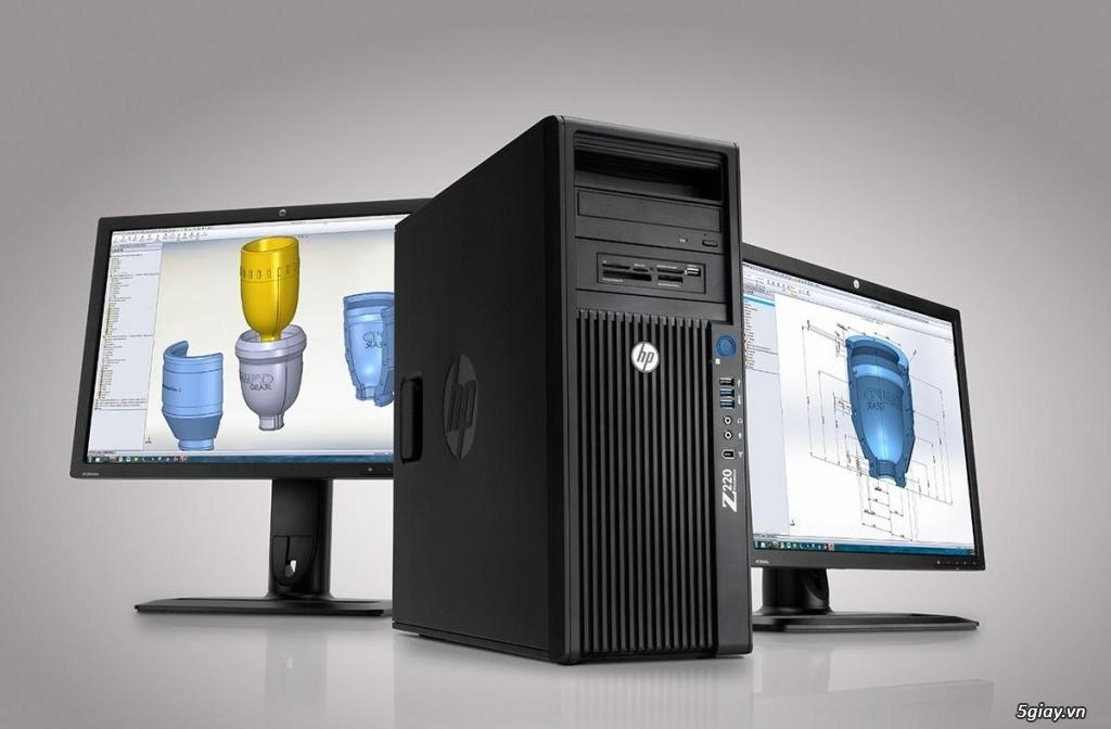 Dell Precison-HP Wokstation Chuyên Render-Đồ Họa-Dựng Phim - 11
