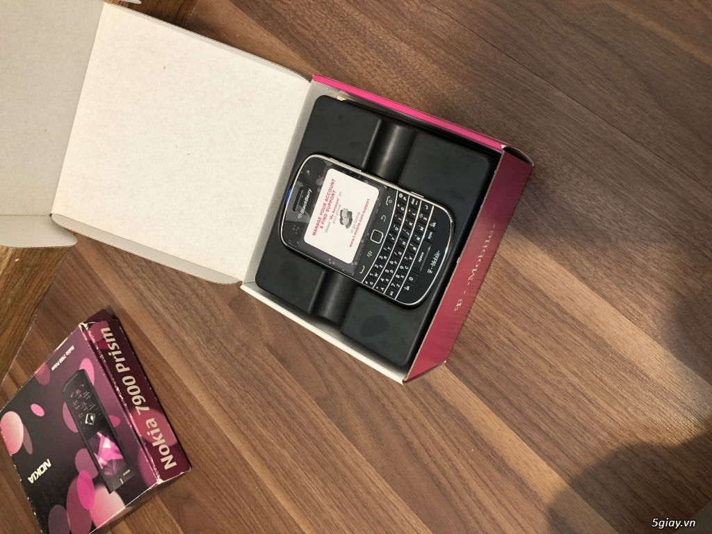 Blackberry Bold 9900 T - Mobile Brandnew ship Bắc Mỹ - 6