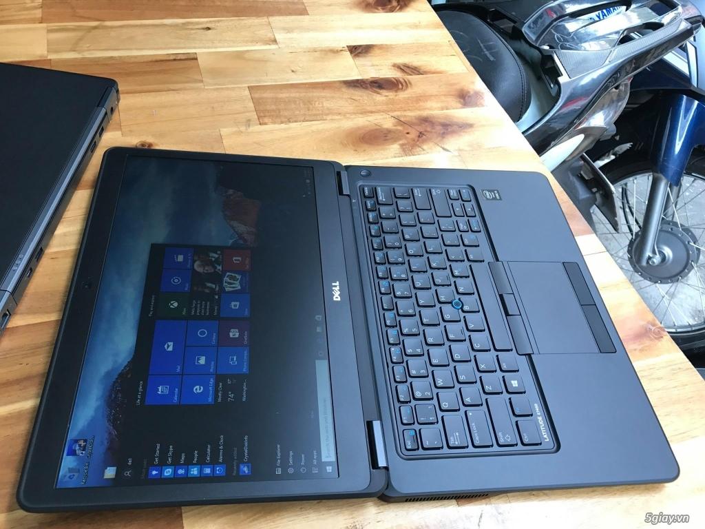 Bán Laptop dell E7450, i5 - 5300, 8G, 256G, 14in, giá rẻ