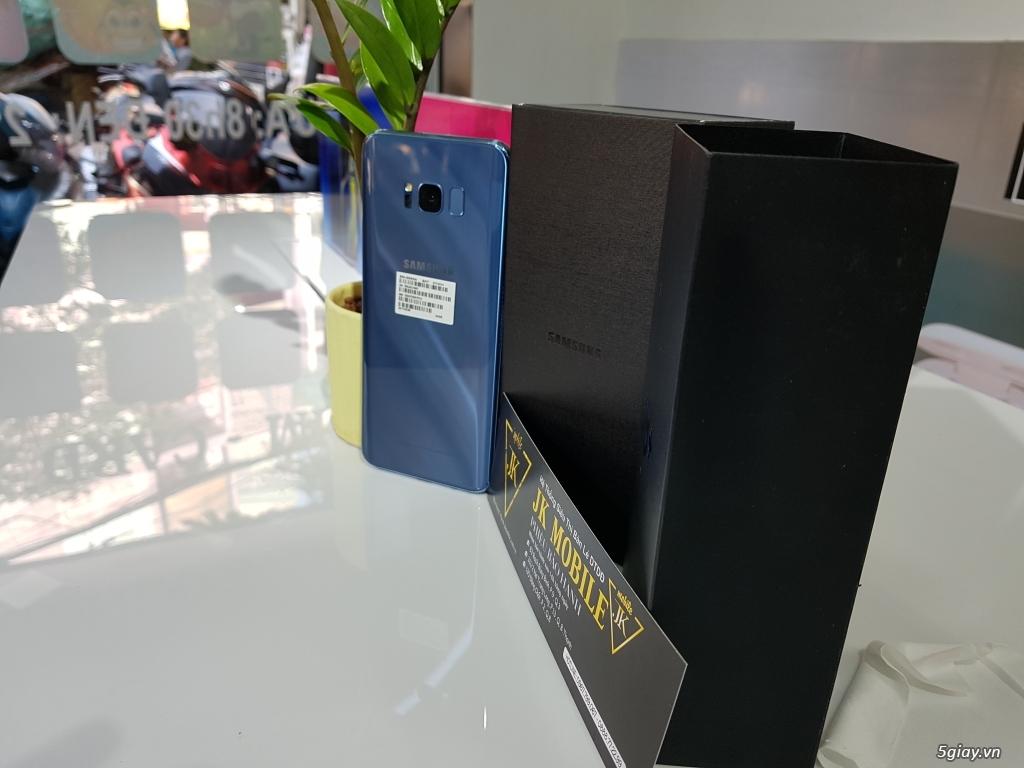 Samsung Galaxy Note 9, Note 8, Note 7, S8 Plus, S8 nguyên hộp mới 2 sim