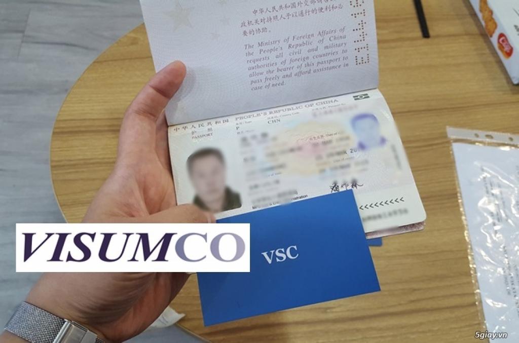 HCM-Nhận gia hạn visa đi Trung Quốc - 1