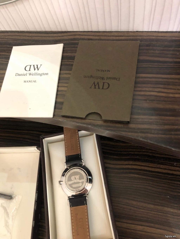 Pass đồng hồ DW xách tay giá mềm - 3