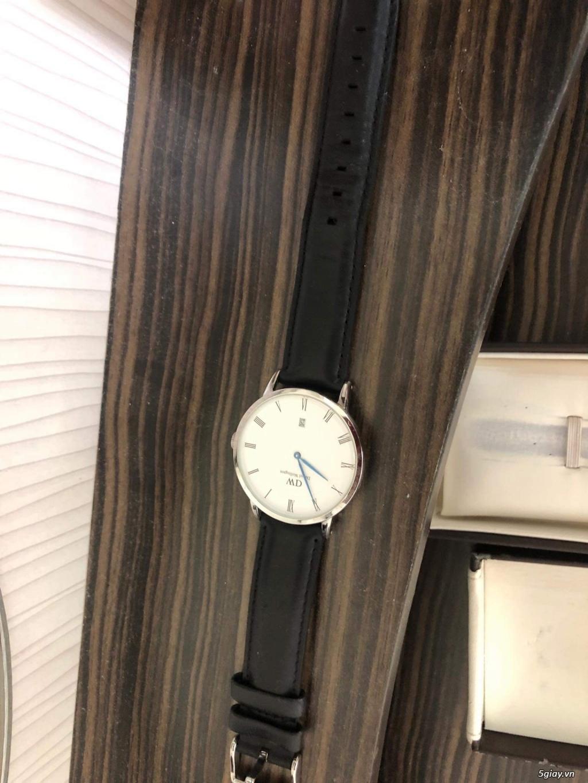 Pass đồng hồ DW xách tay giá mềm - 2