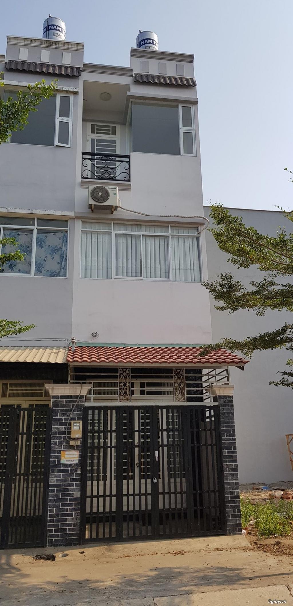 Cho thuê nhà nguyên căn 1 trệt 2 lầu gần CC HAGL - 2