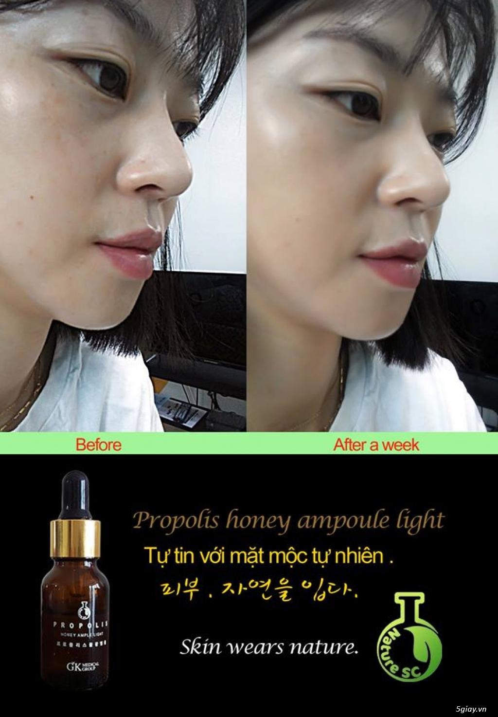 [HCM] Propolis Honey Ampoule Light - Nature SC (HQ) - 3