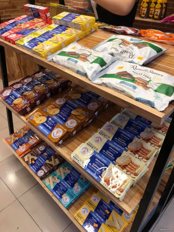 No Sugar Shop-Chuyên các loại bánh kẹo và thực phẩm không đường!!! - 1