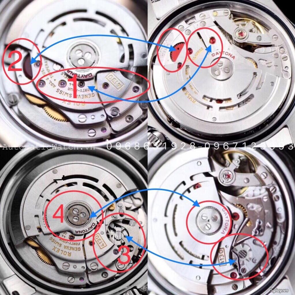 Chuyên đồng hồ Rolex, Omega, Hublot, Patek, JL, Bregue ,Cartier..REPLICA 1:1 AutomaticWatch.vn - 5