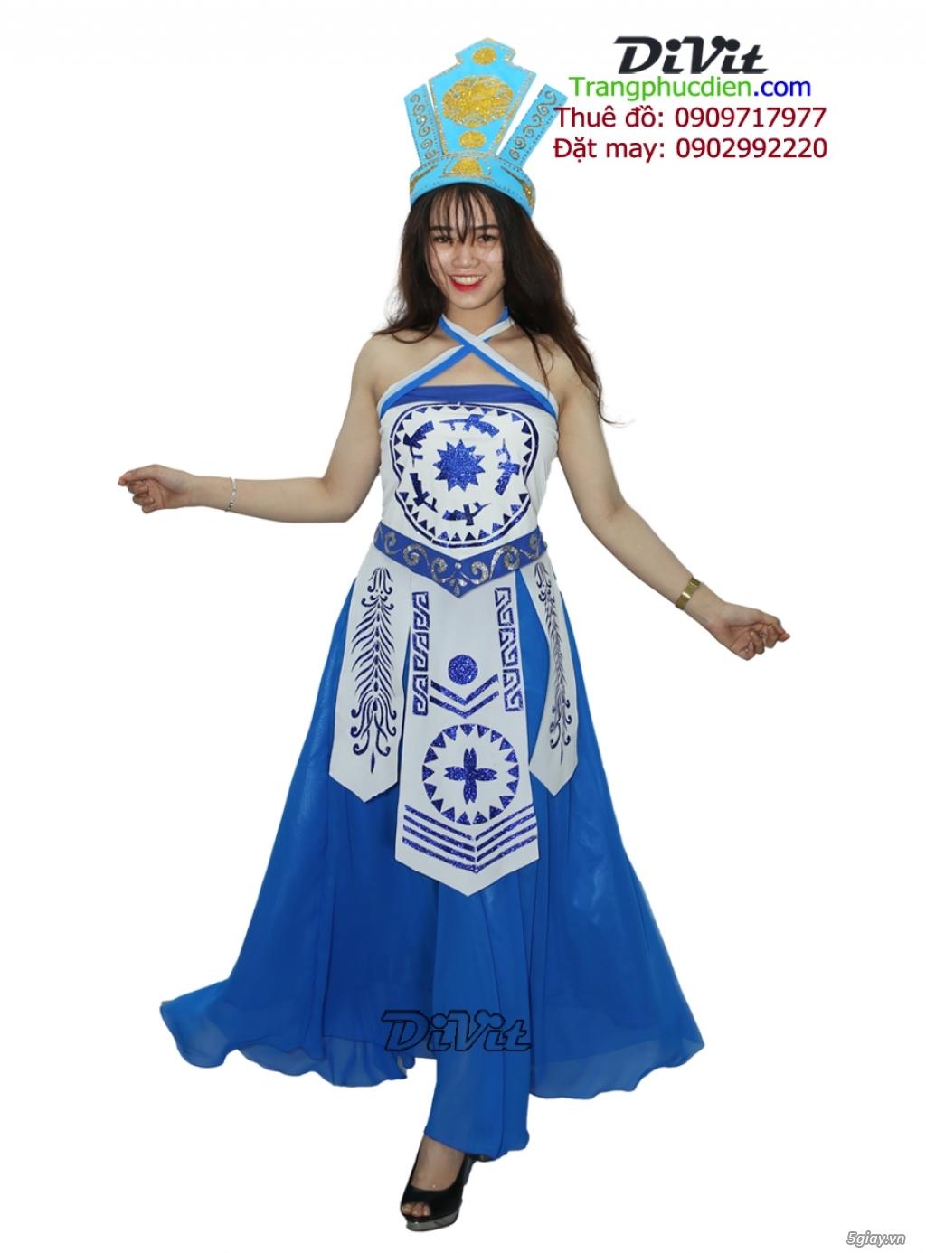 Bán và cho thuê trang phục Âu Lạc biểu diễn văn nghệ - 3