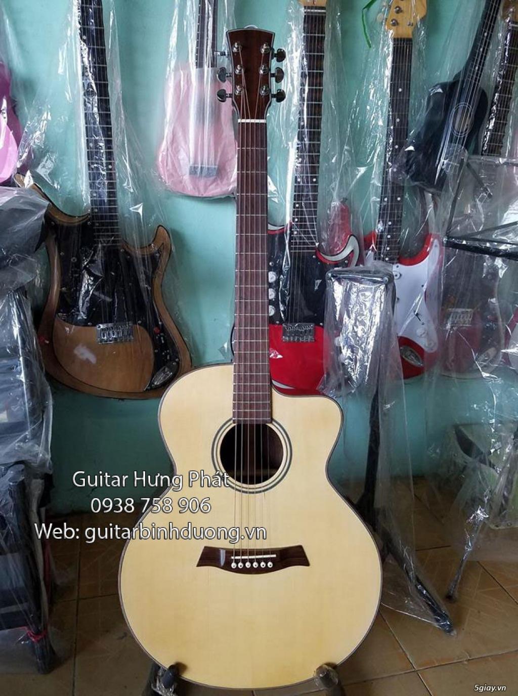 Bán đàn guitar sinh viên giá siêu rẻ toàn quốc tại bình dương - 14