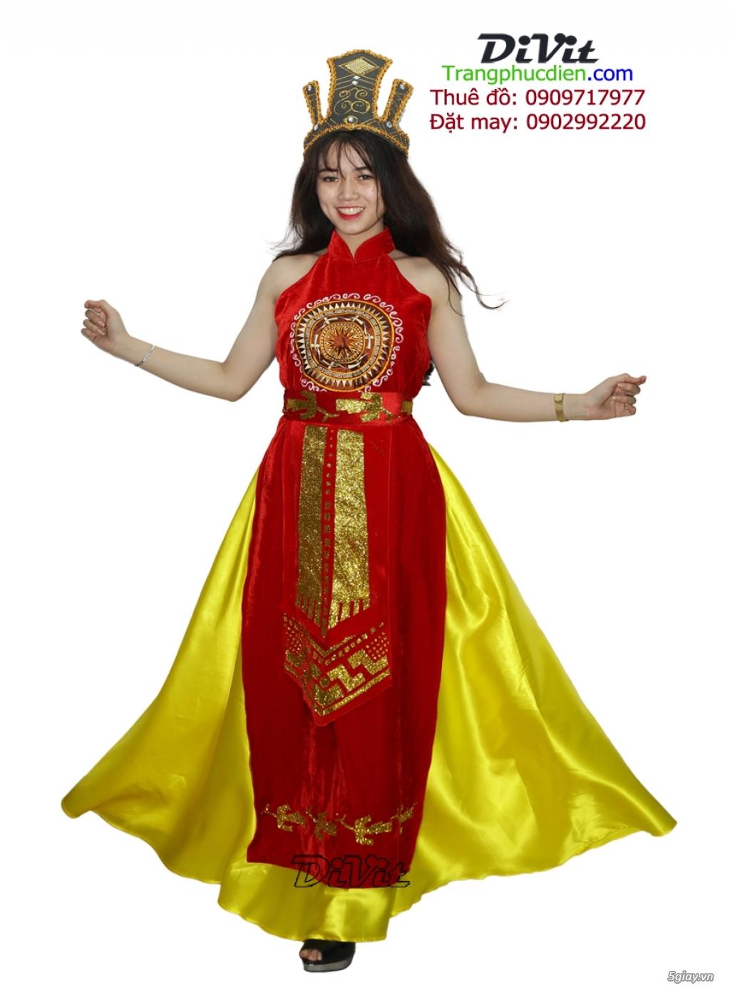 Bán và cho thuê trang phục Âu Lạc biểu diễn văn nghệ - 4