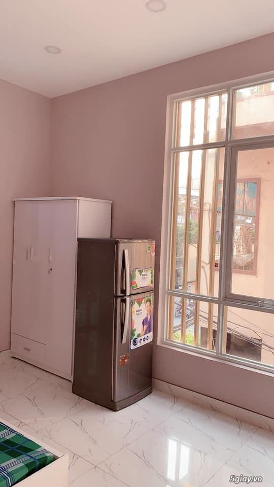Cho thuê phòng ở full nội thất giá 5 tr mới 100%
