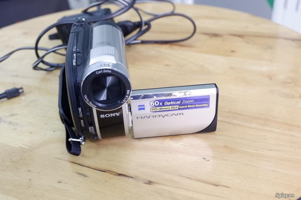 Máy quay phim DVD Sony Handycam DCR-DVD650E - 4