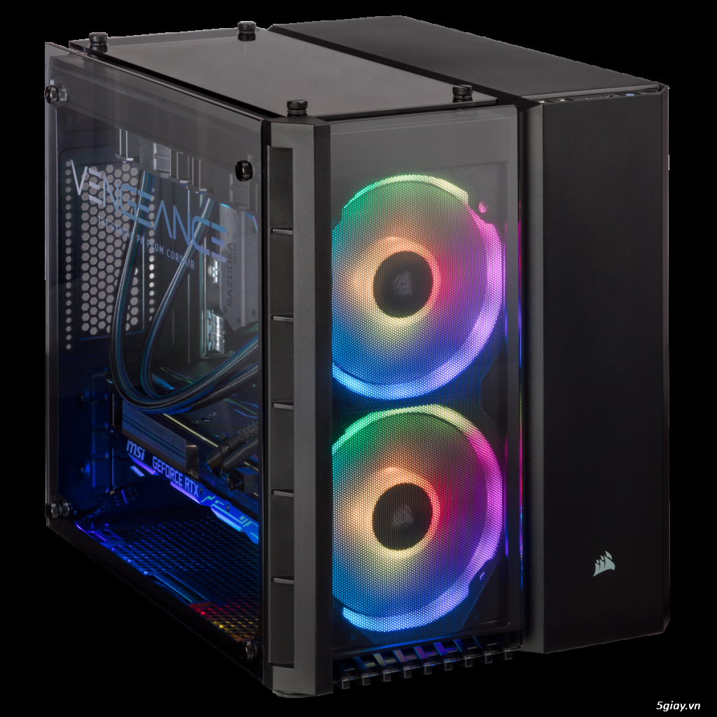 CORSAIR VENGEANCE 5180 Gaming PC i7-8700/Ram 16GB/SSD 480GB/RTX 2080 - 3