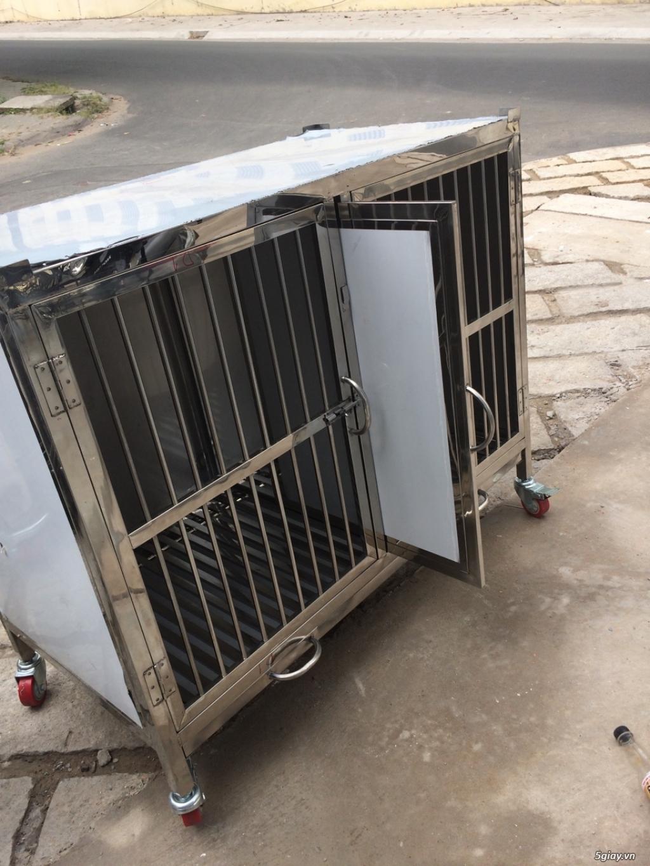 Nhận đặt chuồng chó theo yêu cầu - 8