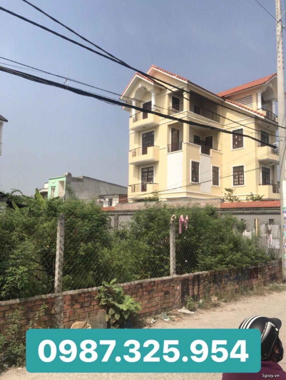 Bán đất 2 MT  (Thạnh Lộc 19). DT:(17 x 22)m.Chợ Cầu Đồng. Giá: 10 Tỷ - 4