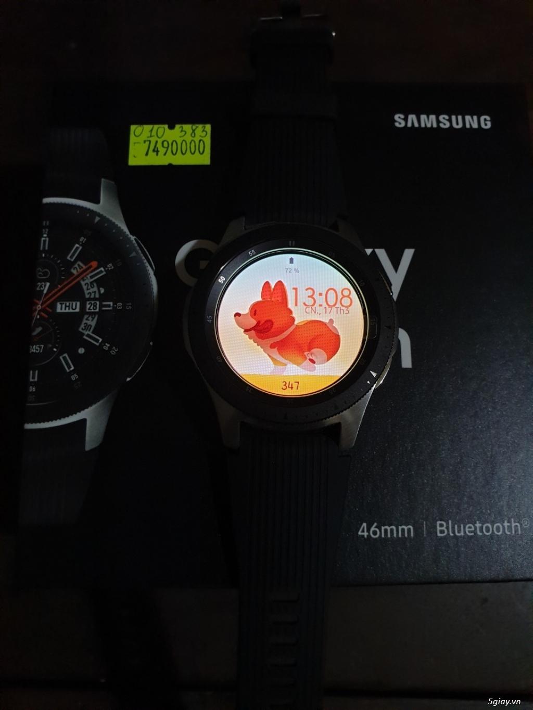 Samsung Galaxy Watch 46mm mới Fullbox bảo hành 12 tháng - 1