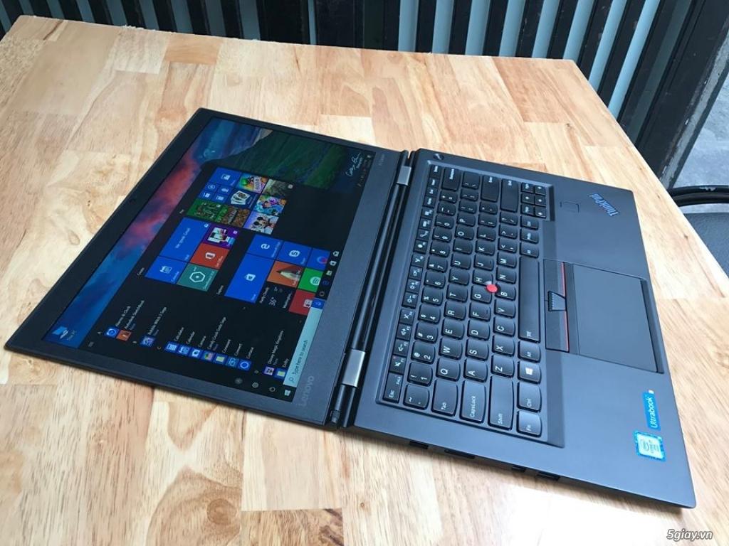 Thinkpad X1 Carbon Gen 4 (Core i5-6200U, Ram 8Gb, SSD 256Gb, FullHD)
