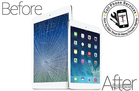 Chuyên Thay Kính Lưng-Kính Màn Hình-Cảm Ứng-Màn Hình Full iPhone-iPad - 10