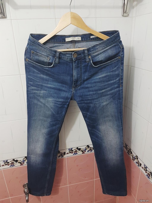 Quần jean Mango Man like new (Size 30)